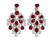 各大首饰品牌的优秀红宝石首饰赏析