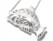 银质首饰的保养小技巧