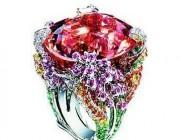 世界各大著名品牌的红宝石戒指设计