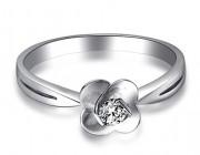 怎样区分白金戒指