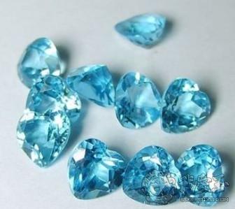 新疆托帕石裸石价格_托帕石价格 蓝色托帕石 托帕石是什么 1克拉托帕石价格_龙太子 ...