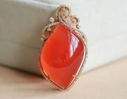 粉嫩嫩的红纹石,固守着一个粉色的梦