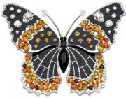 梵克雅宝的优美蝴蝶