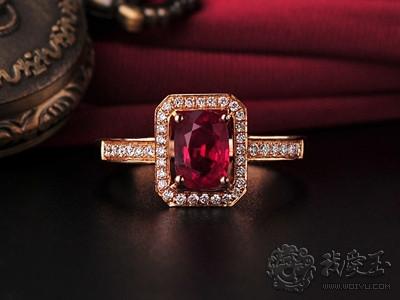 红宝石和蓝宝石的晶体特征辨别