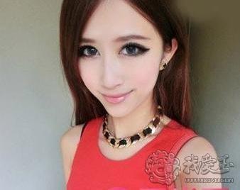 画眼线的技巧 画眼线的技巧图解 韩国 专业化妆 画眼线的技巧图片