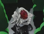 刷新亚洲拍卖新高的鸽血红红宝石戒指