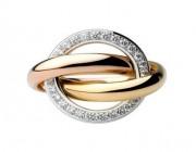 卡地亚传奇色彩的戒指欣赏