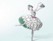 梵克雅宝用珠宝诠释舞蹈的魅力