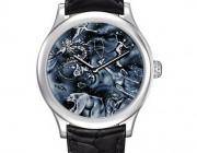 梵克雅宝推出神秘梦幻珠宝腕表