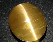 金绿宝石的肉眼鉴定特征