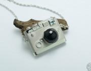 欣赏 | 可爱逼真的珠宝小相机(多图)