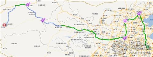 四十天自驾从南京到和田(多图)
