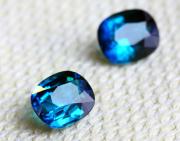 电气石知识:蓝色碧玺和多色碧玺