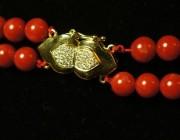 欣赏 | 红珊瑚套件饰品欣赏(多图)