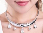银饰品知识:银饰保养的注意事项(二)