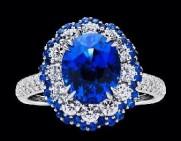 红宝石的姐妹石——蓝宝石