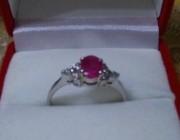 问答丨 在泰国买的宝石戒指,想问问是真的么