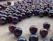 知识丨新手一学就会的染色珍珠鉴别大法 简单实用