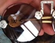 问答 |  以前眼镜真的是用水晶做的啊?