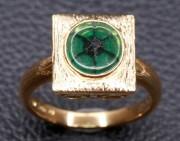 欣赏 |  看过达碧兹祖母绿做的戒指吗