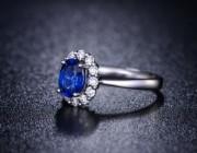 蓝宝石之--克什米尔蓝宝石