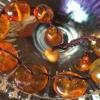 ·欧洲回流老蜜蜡原矿无优化纯天然波罗的海琥珀手串·