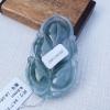 【福泽翡翠】缅甸A货直销。冰种飘花叶子。微信;shiyanjingpin2014