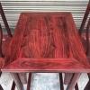 小叶紫檀圈椅:榫卯结构,中式传统...