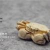 猛犸牙雕大闸蟹