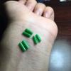阳绿方形3对尺寸8.8-2.9-1.6、8.2-3.1-1.8、7.9-2.9-1.6