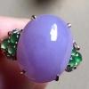 紫罗兰戒指