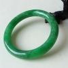 明月翡翠D1118*6399满绿翡翠手镯 57.6mm