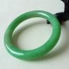 明月翡翠D1118*5182满绿翡翠手镯 58.5mm